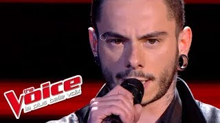 The Voice 2014│Maximilien Philippe - The Show Must Go On (Queen)│Quart de Finale