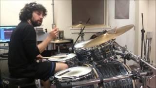 How to Play Stargazer Drum Intro, Cozy Powell & Rainbow by Louie Malvessi