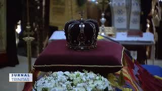 Ultimul popas al Regelui la Castelul Peles