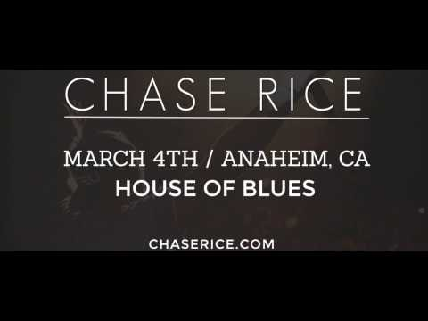 Chase Rice at House of Blues Anaheim