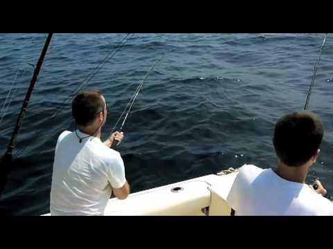 El Dorado Fishing at Morgan's Rock