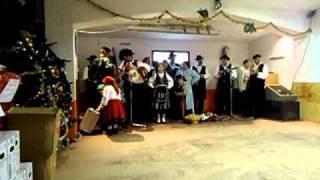 Rancho Folclorico Português(Entré Des Musiciens)