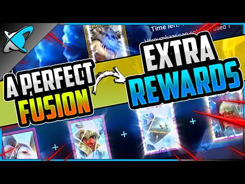 """THE PERFECT FUSION... Get EXTRA Rewards!! 