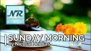✰ NO COPYRIGHT MUSIC ✰ Sunday Morning - Nicolai Heidlas ✰ NR Background
