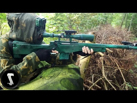 BEST of AIRSOFT SNIPER 2016
