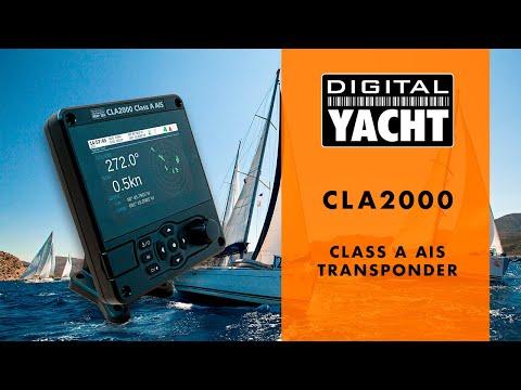 CLA2000 - Class A AIS Transponder - Introduction video