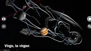 Las constelaciones del Zodíaco y los astros errantes