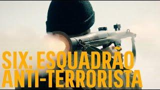 PROMO: SIX - ESQUADRÃO ANTI-TERRORISMO   HISTORY