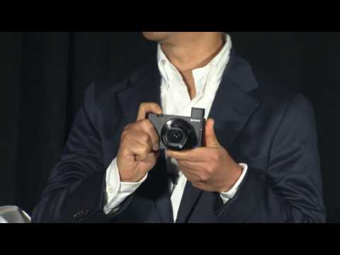 Introducing the new Sony RX100V & Alpha A6500