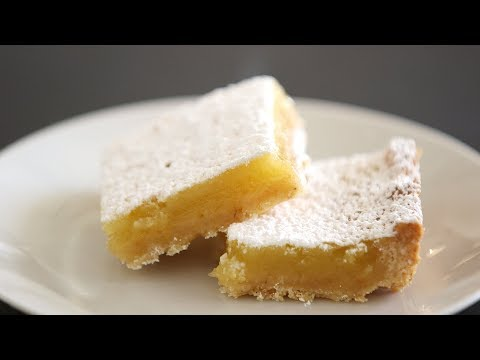 How To Make The Perfect Lemon Bar Every Time Kitchen Conundrums With Thomas Joseph Cooking And Recipes Blogs