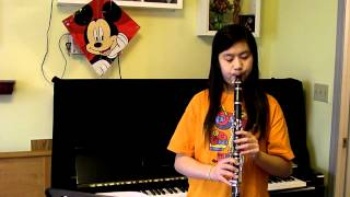 Zero To Hero Clarinet (From Walt Disney Pictures' Hercules)