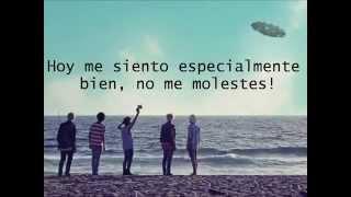 B1A4 ~ Solo Day ~ Letra en español! (B1A4 Las Ardillas xD)