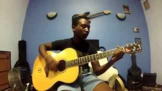 Si tu pars de M-Pokora a la guitare cover