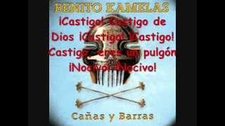 Parásito - Benito Kamelas (con letra)