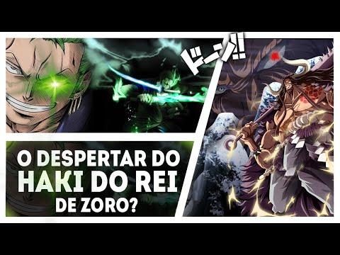 REVELADO O MOTIVO DE KAIDO SER O MAIS FORTE DO MUNDO E O HAKI DO REI DE ZORO EXISTE?- One Piece 997