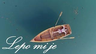 Tanja Žagar - Lepo mi je (OFFICIAL VIDEO 2017)
