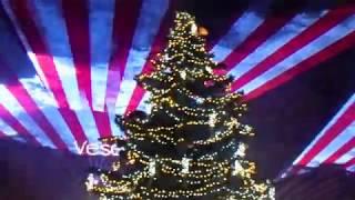 Rozsvícení vánočního stromu - Kladno 1.12.2017