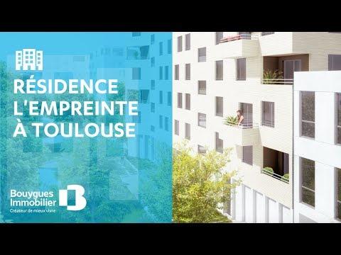 Résidence l'Empreinte, écoquartier La Cartoucherie à Toulouse - Bouygues Immobilier
