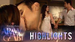 PHR Presents Araw Gabi: Mich, nagulat sa regalo ni Adrian sa kanya | EP 101