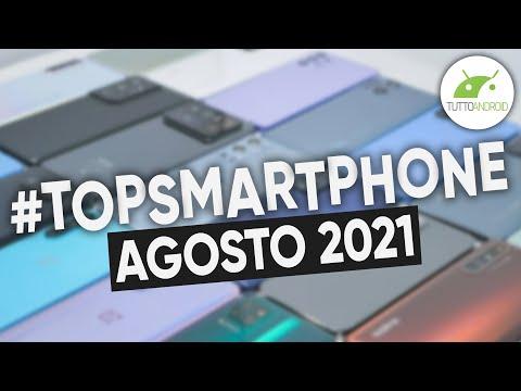 Migliori Smartphone Android (AGOSTO 2021 …
