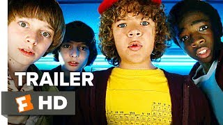 Stranger Things Season 2 Comic-Con Trailer (2017) | TV Trailer | Movieclips Trailers