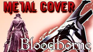Bloodborne Celtic Beast Guitar Song Cover
