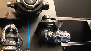 DIVE 2014 Product Showcase: MK 25 EVO and MK 2 EVO First Stages