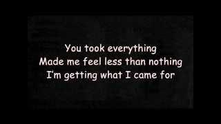 """Halestorm - """"The Reckoning"""" (lyrics)"""