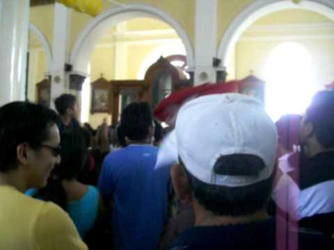 San Sabastián festival in Diriamba, Nicaragua, January 2010
