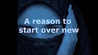 Hoobastank - The reason (video lyrics,HQ,2003)