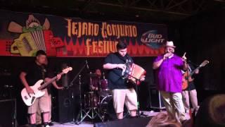 Los Morales Boys & Boni Mauricio at Tejano Conjunto Festival 2015