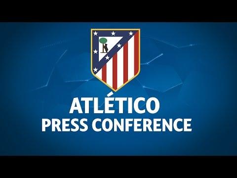 Atlético Press Conference
