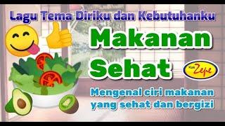 Makanan Sehat Lagu Anak Indonesia Terbaru 2020 Tema Makanan Dan Gizi Indonesia Tentang Kesehatan Youtube