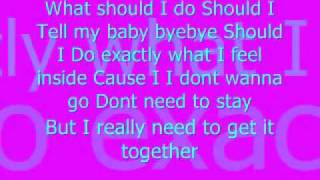 Usher-You Make Me Wanna LYRiCS