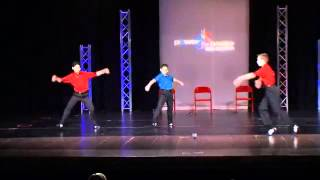 Dance Moms Candy Apple's Group Number  Candy Apples Style
