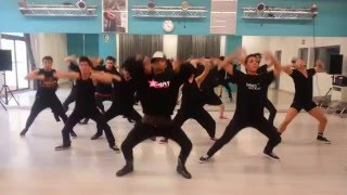 David Garcia - Rehearsal Supernenes 2013