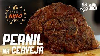 Pernil na Cerveja Preta - Prêmio Nhac GNT | A Maravilhosa Cozinha de Jack S06E31