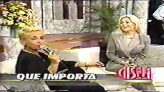"""LUCIA DE LA CRUZ """"DEJALOS,QUE IMPORTA Y SE ACABO Y PUNTO"""" (1994)"""