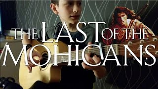 Son Mohikan -Fingerstyle -Gitar Cover- (The Last Of The Mohicans) #youtubersensin