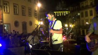 Zarabatana Band - Frágil - Jorge Palma (Cover)
