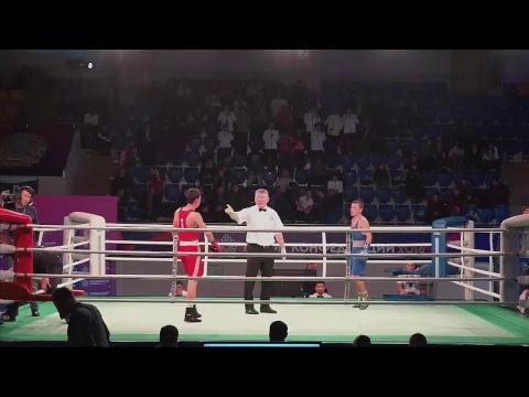 Кубок конфедерации Алматы-2018. (финал)