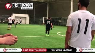 Real Celaya vs. Bayer Liga San Francisco Final