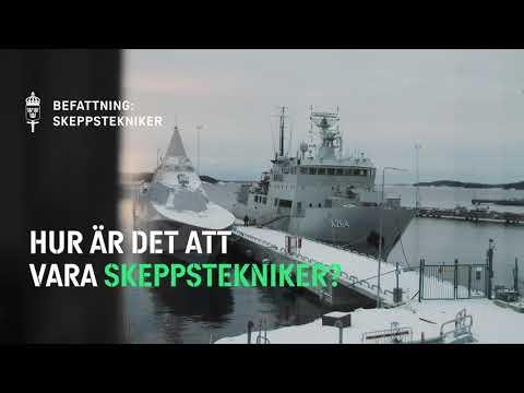 Skeppstekniker: Daniel