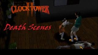 Clock Tower 2: Death Scenes width=
