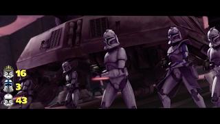 Star Wars The Clone Wars Movie Clone Death Count