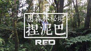 闖入陽明山黑森林秘境《捏泥巴》RED芮德