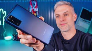 vidéo test Samsung Galaxy S20 FE par Monsieur GRrr