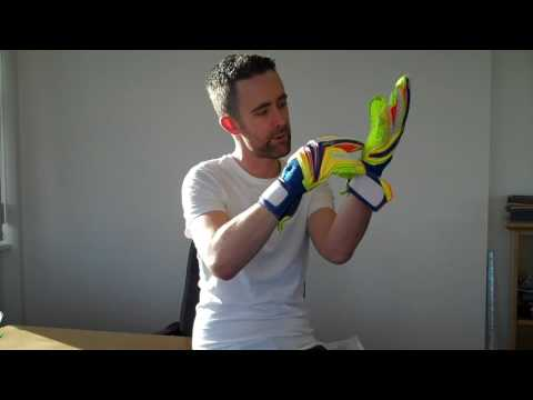 Reusch Serathor Supreme G2 Ortho-Tec Goalkeeper Glove Preview Video