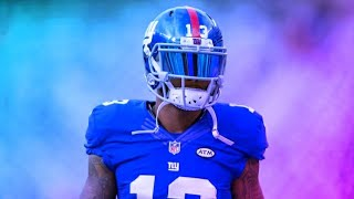 Odell Beckham - Project Dreams ||Marshmello x Roddy Ricch||