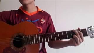 Cómo tocar Llegara -  en guitarra  (Beret) | Tutorial